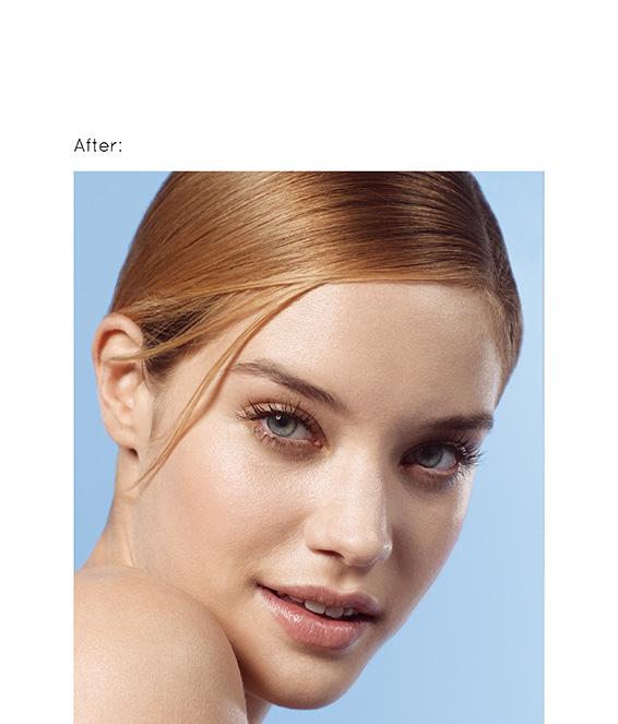Beauty retouching - After